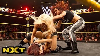 Nonton Charlotte vs. Sasha Banks - NXT Women's Championship Match: WWE NXT, January 21, 2015 Film Subtitle Indonesia Streaming Movie Download