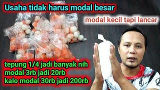 Download Video IDE BISNIS DADAKAN MODAL 3 RIBU UNTUNG BANYAK MP3 3GP MP4