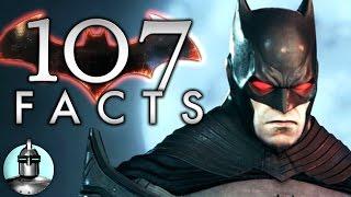 Video 107 Batman: Arkham Facts You SHOULD Know | The Leaderboard MP3, 3GP, MP4, WEBM, AVI, FLV Februari 2019