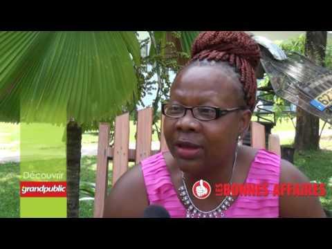 Sophie ADONON, première femme auteur au programme au Bénin!