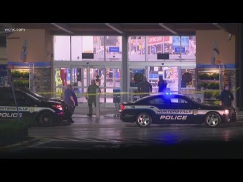 Man Shot, Killed Inside Walmart In Huntersville