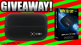 CLOSED  Congratulations to Christopher B for winning the Game Capture HD60 S *See winner result here: https://goo.gl/vsxl89 Elgato Gaming Game Capture HD60 S Giveaway - WORLDWIDE - Ends 12/20 - LIKES & SHARES are appreciated! Shop Elgato Gaming http://e.lga.to/G4G Elgato HD60 S https://goo.gl/zGFHeFElgato HD60 Pro Video https://youtu.be/gjGscTJhqYcElgato HD60 Video https://youtu.be/ftksOtOZtr0►GT Omega Racing Save 5% with discount code TEAMFEL US http://bit.ly/GTOmegaRacingTEAMFELusaUK http://bit.ly/GTOmegaRacingTEAMFELuk► My Gear I Use??http://amzn.to/1SDS3Zu►Trigger Devils™ http://youtu.be/r2yvPu5d2DM- Use discount code TEAMFEL for 10% off your next Trigger Devils purchase! #TriggerSquad http://triggerdevil.com►Prestige Zone - Protective Analog Grips for ONLY $2- Use discount code 'TEAMFEL' for 15% off your next Grips purchase https://www.prestigezone.ca/store/p37/Gaming_For_Grandpa_Pack.html►GIVEAWAY OPEN TO EVERYONE. Winner announced on 12/21/16. 1 random subscriber will win an Elgato HD60 S. Be subscribed to our YouTube Channels. Click the link above to enter. Leave a comment below to also enter. http://www.youtube.com/c/FastElectronicAndLoudhttp://www.youtube.com/GamingForGrandpahttp://www.youtube.com/ElgatoGaming►SOCIAL MEDIA:•Google+ http://bit.ly/FELonGooglePlus•Twitter http://twitter.com/FastElectLoud•Facebook http://bit.ly/FastElectronicLoudOnFacebook•Instagram http://www.instagram.com/fastelectronicloud•Twitch http://www.twitch.tv/fastelectronicandloud