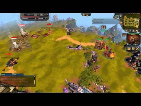 Battleforge PVP Replay #30 - DarkRavenCZ vs XxTakerxX