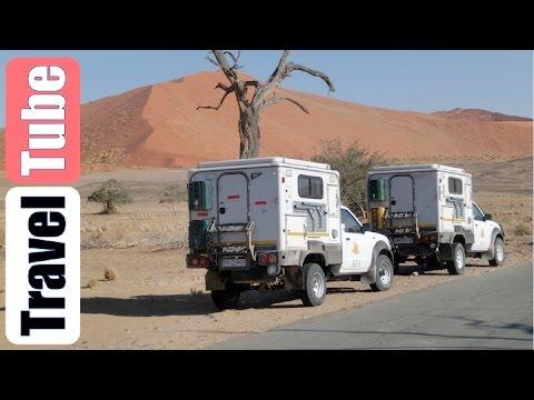 Waka Waka Part 1: From Windhoek - to Cape Cross