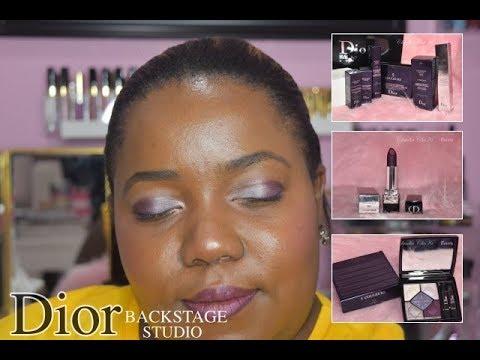 Maquiagem - Dior Backstage- Produtos comprados