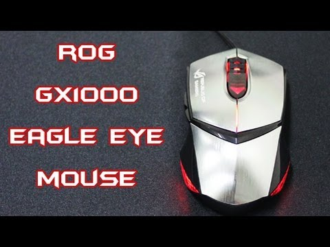 ROG GX1000 Eagle Eye Gaming Mouse Review