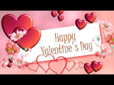 Happy Valentine Day 2018 | Valentine day Special Whatsapp Status/SMS/Message Video |