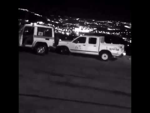 #فيديو : درباوي يهرب من الدورية