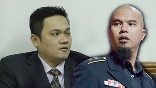 Download Video Ini Dia Suasana Tegang Sidang Ahmad Dhani VS Farhat Abbas MP3 3GP MP4