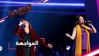 Video #MBCTheVoice - مرحلة المواجهة - شيماء عبد العزيز وهالة مالكي تقدمان أغنية 'قال جاني بعد يومين' MP3, 3GP, MP4, WEBM, AVI, FLV Agustus 2018