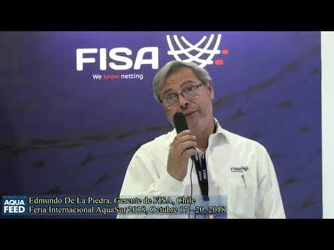 Edmundo De La Piedra, Gerente de FISA, Chile