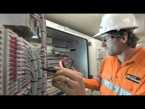 NECA WA Excellence Awards 2012 DOWNER INFRASTRUCTURE WEST Electrical & Inst. Major Projects
