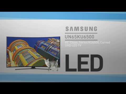 SAMSUNG UN65KU6500 ( KU6500 )  4K UHD TV // FULL SPECS REVIEW