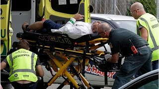 Suspect live streams New Zealand mosque attack on social media