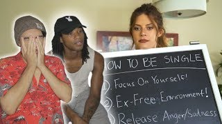 Hannah Stocking teaches us how to be single