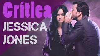 Jessica Jones Super - heroína mais humana das séries. Jessica sai do estigma de heroína perfeita e cheia de super poderes. Jessica é humana com seus erros e acertos. Uma série da Netflix que reelabora um super-herói.