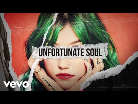 Kailee Morgue - Unfortunate Soul (Lyric Video)