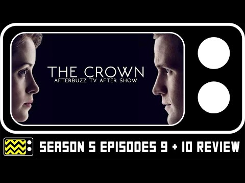 The Crown Season 2 Episodes 9 & 10 Review & Reaction | AfterBuzz TV