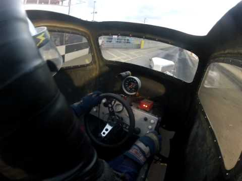 wild rat racing on-board cam 4.33 et nitro altered
