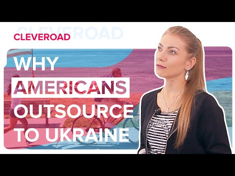 Why Americans Choose Ukrainian Outsourcing Companies? 5 Reasons!