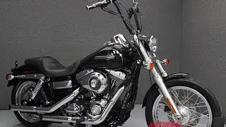 10. 2013  HARLEY DAVIDSON  FXDC DYNA SUPER GLIDE CUSTOM   - National Powersports Distributors