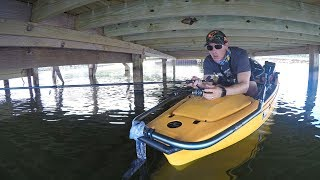 Bass fishing under boat docks using a kayak on a big Texas lake with plastic worms and frogsSUBSCRIBE - https://www.youtube.com/lakeforkuyWATCH MORE FISHING - https://www.youtube.com/playlist?list=PLF43D57E0A9B443B3GET OFFICIAL FISHING FREAK GEAR HEREhttp://bit.ly/LFGMERCHLISTEN TO THE PODCASThttp://bit.ly/HOOK-ARROWINSTAGRAM https://www.instagram.com/lakeforkguySNAPCHAT - LakeForkGuyFACEBOOK https://www.facebook.com/lakeforkguySign Up For Mystery Tackle Box USE CODE LFG @ CHECKOUT for 10$ off first subscriptionmtb-baits.com/lfgMail me stuff that won't kill me : )Justin RackleyPO Box 280Wellborn, TX 77881ABOUT LFGJustin Rackley, known as Lakeforkguy in the fishing world, creates fishing and outdoor videos on youtube and other social platforms.  LFG provides fishing tips and techniques for mostly largemouth bass fisheries but also travels to other freshwater and saltwater fishing spots to explore new fish species and fishing techniques to help you catch more fish.  Lakeforkguy likes to hang out on any fishing vessel or go bank fishing with his other YouTube Fishing friends and vlog with his Wife Stephanie AKA Ocean Spoon Girl and french bulldog Winston.------------------------------------VIDEO CREATION GEAR---------------------------------------CAMERASDSLR Camera (Panasonic GH5) - http://go.magik.ly/ml/5tf5/Metabones Speedbooster 4/3 EF Mount - http://go.magik.ly/ml/5tf7/Chesty Cam (Gopro Hero 4 Black) - https://goo.gl/GaZfjVUnderwater Shots (Gopro Hero 5) - https://goo.gl/efzJmMCAMERA GOPRO MOUNTS FOR FISHINGEssential Chesty Mount - https://goo.gl/kAyLtgBEST Suction Cup RAM Mount - https://goo.gl/sVtZCNClamp mount for rails, rods, and vehicles - https://goo.gl/LH2jQHCASES and PACKSCheap Gopro Tavel Case - https://goo.gl/jR5WvWCase for my DSLRs on the boat & traveling - https://goo.gl/EMwzBEFavorite all in one film pack - http://go.magik.ly/ml/5tfg/LENSESOverall best fishing lens (Canon 24-105mm) http://go.magik.ly/ml/5tfl/SAVE AROUND $300 with White Box Version - https://goo.gl/voMNBZMy Vlogging Lens (Rokinon 14mm WIDE) - http://go.magik.ly/ml/5tfm/My ULTIMATE Mid Range Lens $$$ - http://go.magik.ly/ml/5tfn/AUDIOCHEAP but GOOD Gopro Mic -  https://goo.gl/gHrKqJWireless Mics for Clean Audio in WIND - http://go.magik.ly/ml/5tfo/BEST Camera Mic for the Money - https://goo.gl/wk1UTu