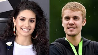 Video Justin Bieber Says He's WORRIED For Alessia Cara & Here's Why MP3, 3GP, MP4, WEBM, AVI, FLV April 2018