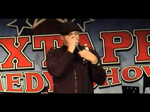 Mixtape Comedy Show - Pierre
