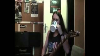 Video Dokument z nahrávání CD (2014)