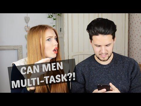 Can Men Multi Task?! | The Juicy Vlog
