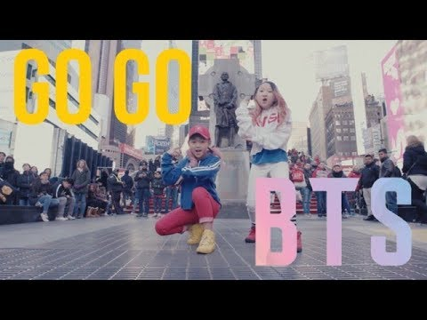 [KPOP IN PUBLIC CHALLENGE NYC] GO GO (고민보다 Go) | BTS (방탄소년단) by I LOVE DANCE KIDS