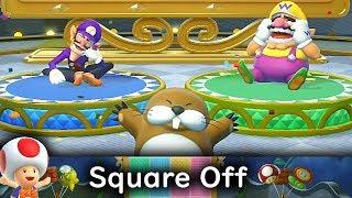 Video Super Mario Party Square Off ◆ Monty Mole Master Difficulty #6 MP3, 3GP, MP4, WEBM, AVI, FLV Desember 2018