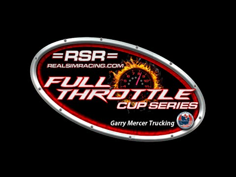 Garry Mercer =RSR= Full Throttle Cup Series Live from Phoenix