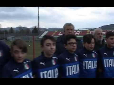 FIGC - Nuovo centro federale territoriale