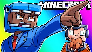 Video Minecraft Funny Moments - Nogla's Trial and TNT For All! MP3, 3GP, MP4, WEBM, AVI, FLV Agustus 2019