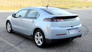 2013 Chevrolet Volt - WINDING ROAD POV Test Drive