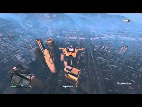 GTA Online - #5 Смешная нарезка c Biomode56 и TheBrainDit