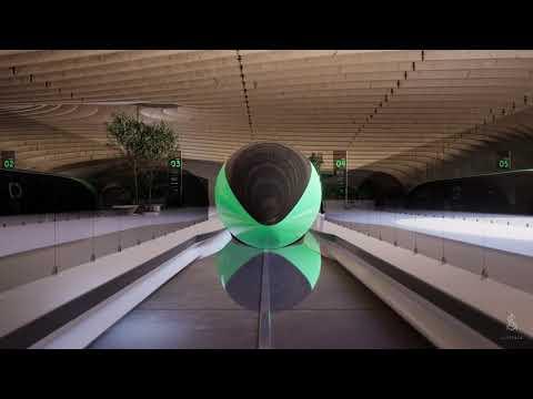 Delft Hyperloop - Passenger Experience