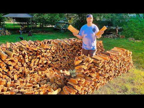 Darin's Premium Firewood Inventory as of 09/16/2021