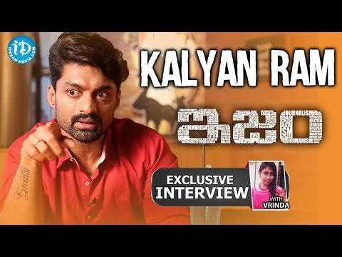 ISM Movie || Actor Kalyan Ram Exclusive Interview || Zoomin With Vrinda #1