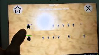 Robot Desert Wars YouTube video