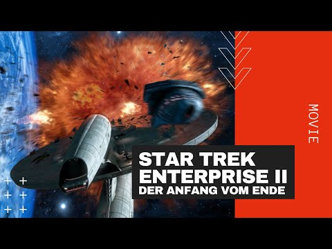 A 60minute animated Star Trek fan film
