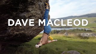 Climbing With A Legend - Dave MacLeod by Andrew MacFarlane
