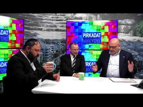PIRKADAT: Dr. Újházi Lóránd és Radnóti Zoltán