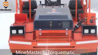 9. Mine Utility Vehicle & Personnel Carriers by MineMaster