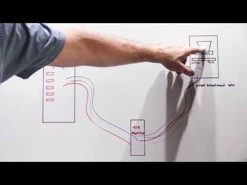 Troubleshooting a NuTone Model  478 Apartment Intercom System with Lack of Entrance Communication