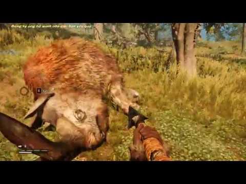Far cry Primal: Đại chiến với Làng mạc =))