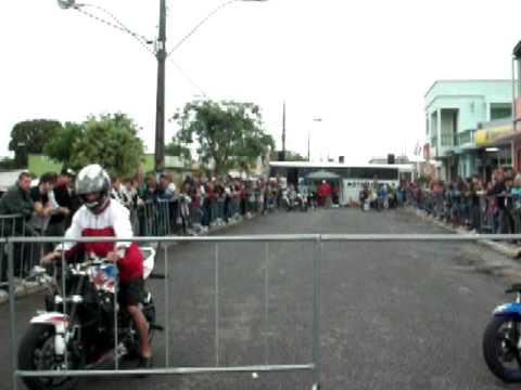 Motokaço em São João do Sul sc