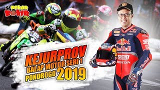 Video Road Race Ponorogo - KEJURPROV SERI 1 ( 03 Maret 2019 ) MP3, 3GP, MP4, WEBM, AVI, FLV Mei 2019
