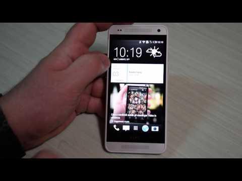 Video: Recensione Android 4.4.2 ufficiale su HTC One Mini
